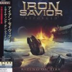 Iron Savior – Reforged: Riding On Fire (2CD) [Japanese Edition] (2017) 320 kbps