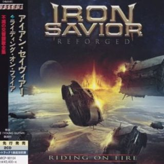 Iron Savior - Reforged: Riding On Fire (2CD) [Japanese Edition] (2017) 320 kbps
