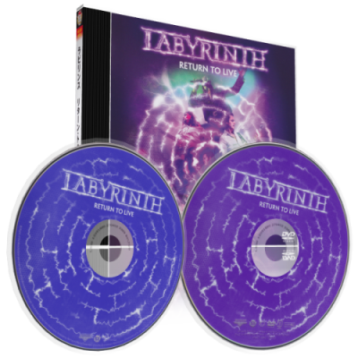 Labyrinth - Return to Live (Japanese Edition) (2018) 320 kbps