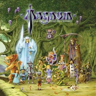 Magnum - Lost on the Road to Eternity (2018) 320 kbps