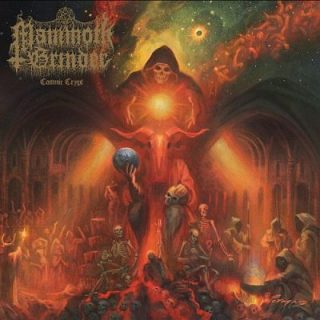 Mammoth Grinder - Cosmic Crypt (2018) 320 kbps