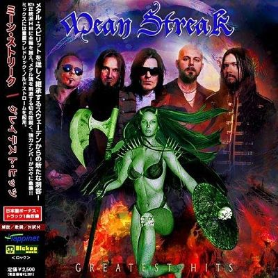 Mean Streak - Greatest Hits (2018) (Compilation) (Japanese Edition) 320 kbps