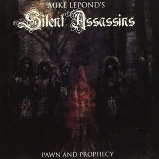 Mike LePond's Silent Assassins - Paawn and Prophecy (2018) 320 kbps