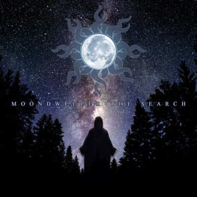 Moondweller - The Search (2018) 320 kbps