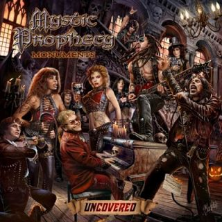 Mystic Prophecy - Monuments Uncovered (2018) 320 kbps