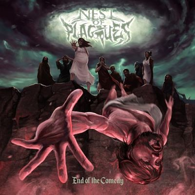 Nest Of Plagues - End Of The Comedy (2018) 320 kbps