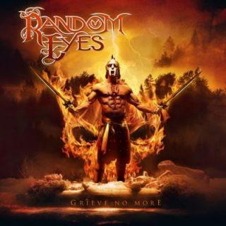 Random Eyes - Grieve No More (2018) 320 kbps