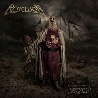 Rebellion - A Tragedy in Steel, Pt. II: Shakespeare's King Lear (2018) 320 kbps