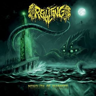 Revolting - Monolith Of Madness (2018) 320 kbps