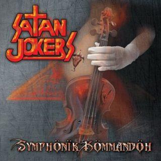 Satan Jokers - Symphönïk Kömmandöh (2018) 320 kbps
