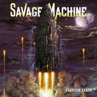Savage Machine - Abandon Earth (2018) 320 kbps