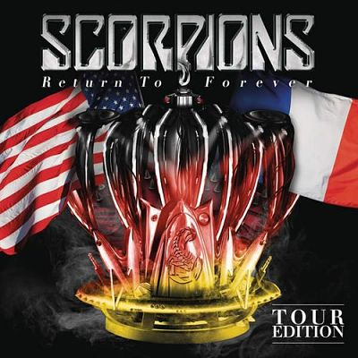 Scorpions - Return to Forever (Tour Edition) (2016) 320 kbps