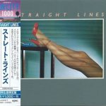 Straight Lines – Straight Lines [Remastered / AOR CITY Series 2017]