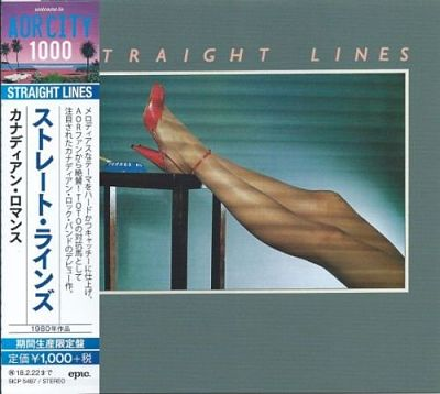 Straight Lines - Straight Lines [Remastered AOR CITY Series 2017] 320 kbps