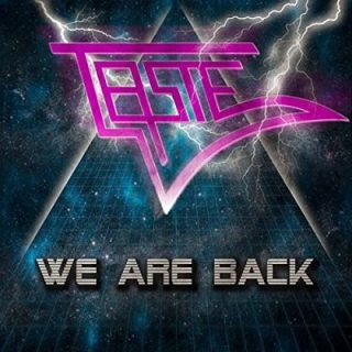 Taste - We Are Back (2018) 320 kbps