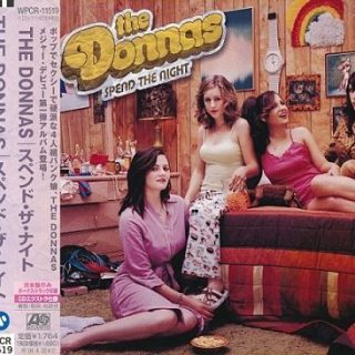 The Donnas - Spend The Night (Japan Edition) (2003) 320 kbps