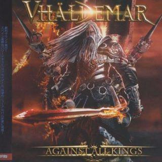 Vhaldemar - Against All Kings [Japanese Edition] (2017) 320 kbps