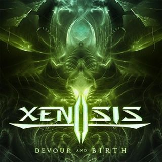 Xenosis - Devour And Birth (2018) 320 kbps