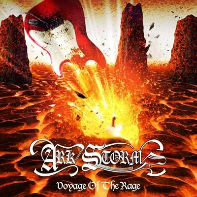Ark Storm - Voyage of the Rage (2018) 320 kbps