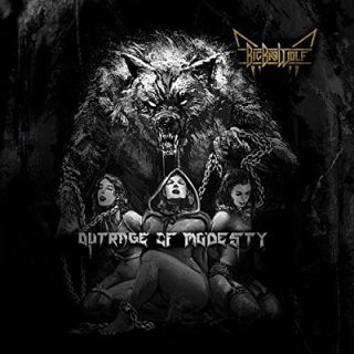 Big Bad Wolf - Outrage of Modesty (2018) 320 kbps