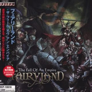 Fairyland - The Fall Of An Empire [Japanese Edition] (2006) 320 kbps
