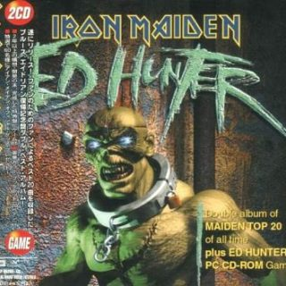 Iron Maiden - Ed Hunter (2CD) [Japanese Edition] (1999) 320 kbps