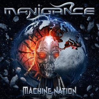 Manigance - Machine Nation (2018) 320 kbps