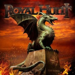 Royal Hunt - Cast in Stone (Japanese Edition) (2018) 320 kbps