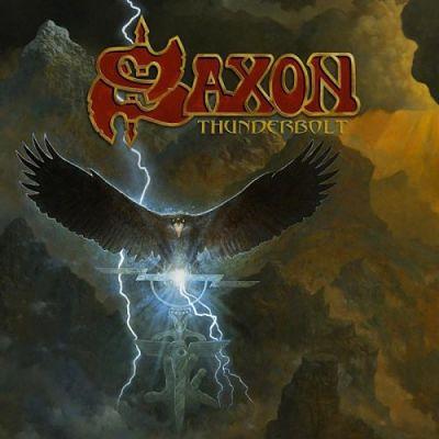 Saxon - Thunderbolt (2018) 320 kbps