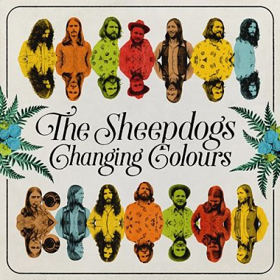 The Sheepdogs - Changing Colours (2018) 320 kbps