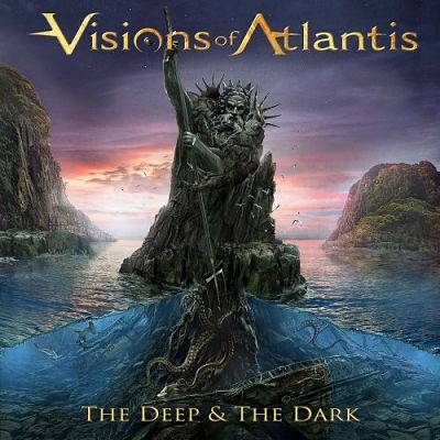 Visions of Atlantis - The Deep & the Dark (2018) 320 kbps