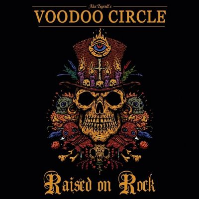 Voodoo Circle - Raised on Rock (2018) 320 kbps