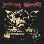 Iron Reagan ft. Gatecreeper - Split (2018) 320 kbps