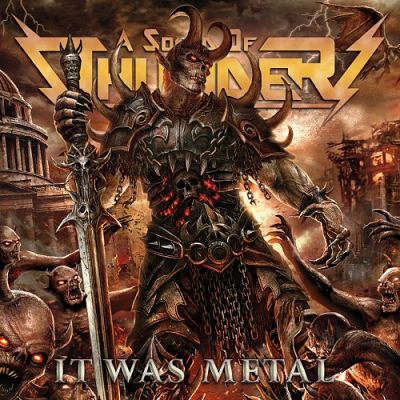A Sound Of Thunder - It Was Metal (2018) 320 kbps