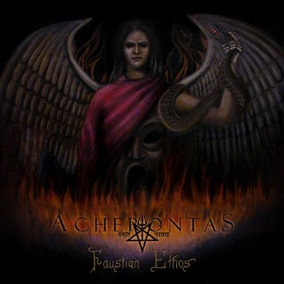 Acherontas - Faustian Ethos (2018) 320 kbps
