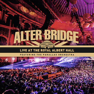Alter Bridge - Live at the Royal Albert Hall (feat. The Parallax Orchestra) (2018) 320 kbps
