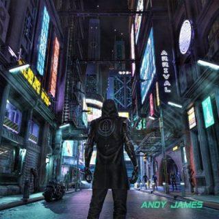 Andy James - Arrival (2018) 320 kbps