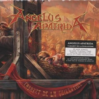 Angelus Apatrida - Cabaret de la Guillotine (Special Edition) (2018) 320 kbps