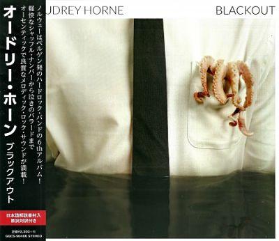 Audrey Horne - Blackout (Japanese Edition) (2018) 320 kbps