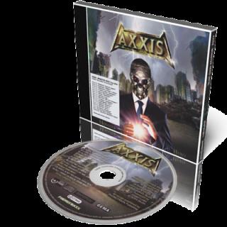 Axxis - Monster Hero (2018) 320 kbps