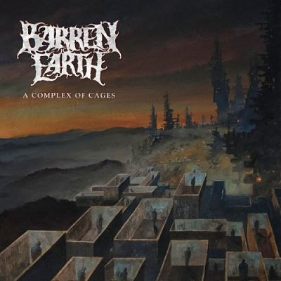 Barren Earth - A Complex of Cages (Special Edition) (2018) 320 kbps