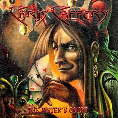 Chris Caffery - The Jester's Court (2018) 320 kbps