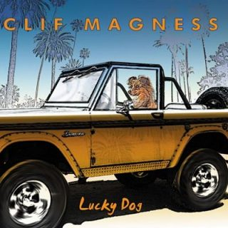 Clif Magness - Lucky Dog (Japanese Edition) (2018) 320 kbps
