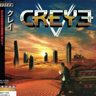 Creye - Creye (Japanese Edition) (2018) 320 kbps