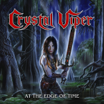 Crystal Viper – At the Edge of Time (2018) 320 kbps