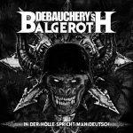 DEBAUCHERY VS BALGEROTH – In der Hölle Spricht Man Deutsch (Limited Edition) (2018) 320 kbps