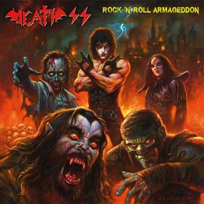 Death SS - Rock 'N' Roll Armageddon (2018) 320 kbps