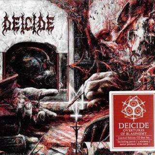 Deicide - Overtures of Blasphemy (2018) 320 kbps