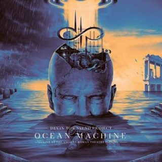 Devin Townsend Project - Ocean Machine - Live at the Ancient Roman Theatre Plovdiv (2018) 320 kbps