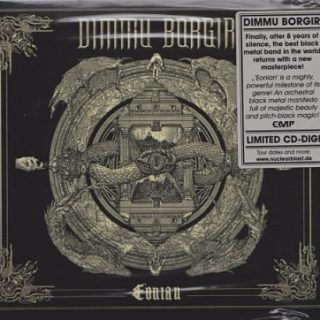 Dimmu Borgir - Eonian (Limited Box) (2018) 320 kbps